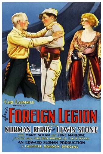 The Foreign Legion