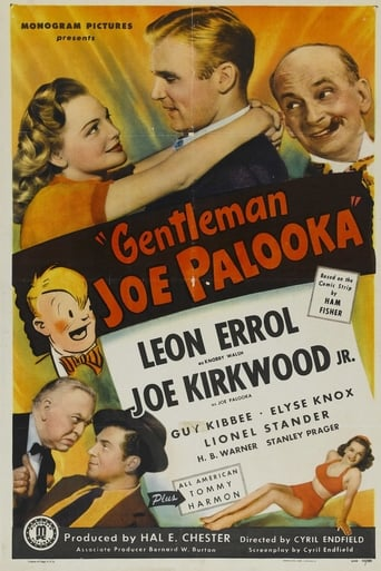 Gentleman Joe Palooka