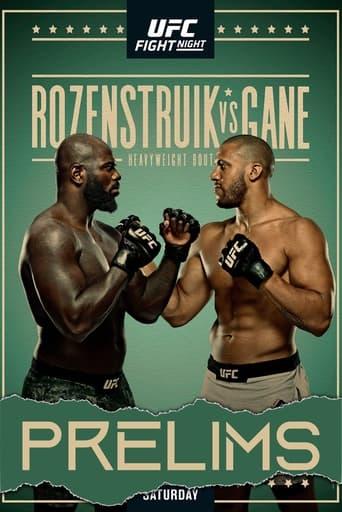 UFC Fight Night 186: Rozenstruik vs. Gane - Prelims