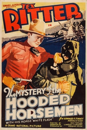 The Mystery of the Hooded Horsemen
