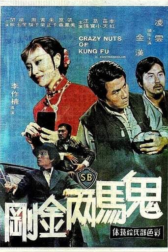 Crazy Nuts of Kung Fu