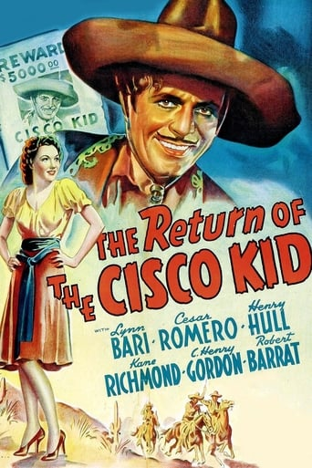 The Return of the Cisco Kid