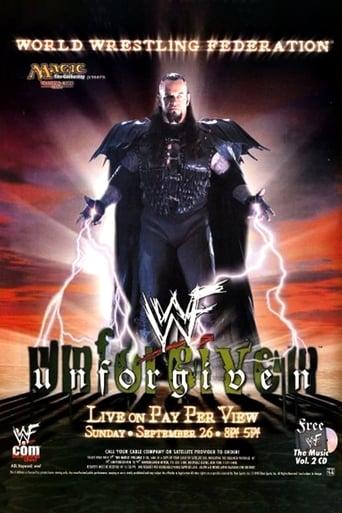 WWE Unforgiven 1999