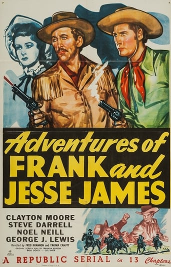 Adventures of Frank and Jesse James
