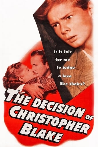The Decision of Christopher Blake