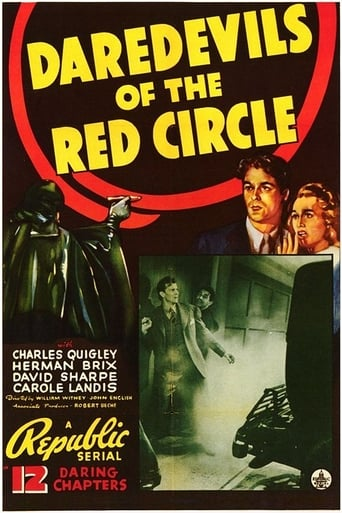 Daredevils of the Red Circle