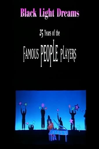 Black Light Dreams: The 25 Years of the Famous People Players