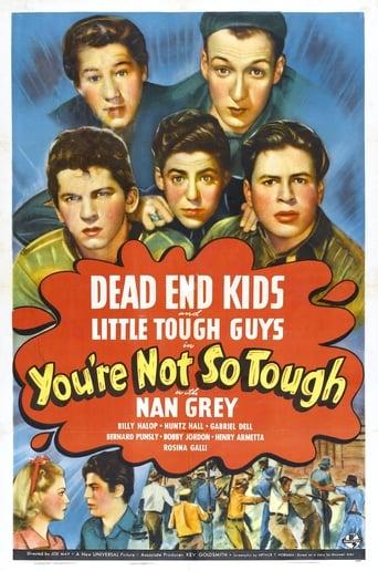 You're Not So Tough