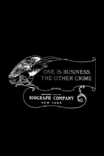 One Is Business, the Other Crime