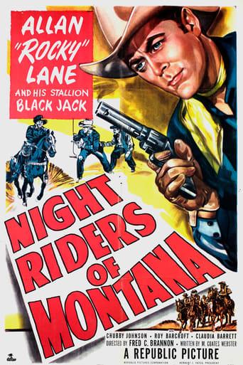 Night Riders of Montana