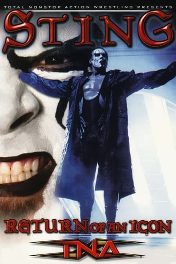 TNA Wrestling: Sting - Return of An Icon