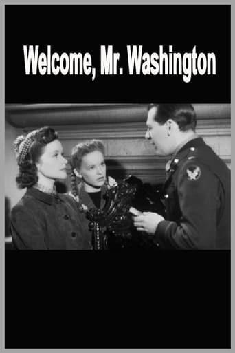 Welcome, Mr Washington