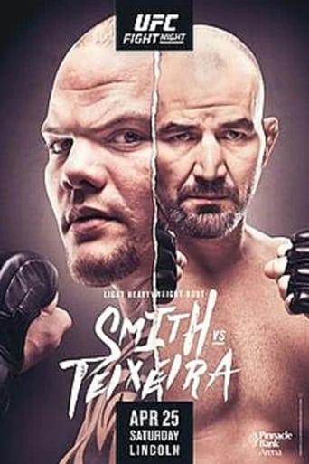 UFC Fight Night 171: Smith vs. Teixeira