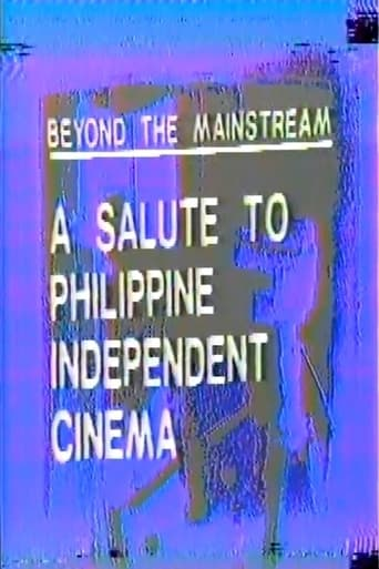 Beyond the Mainstream: A Salute to Philippine Independent Cinema