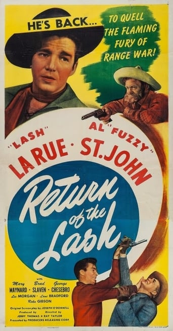 Return of the Lash